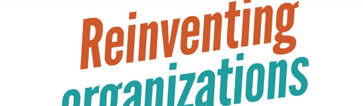 Reinventing Organizations: An Illustrated Invitation (E. Appert)